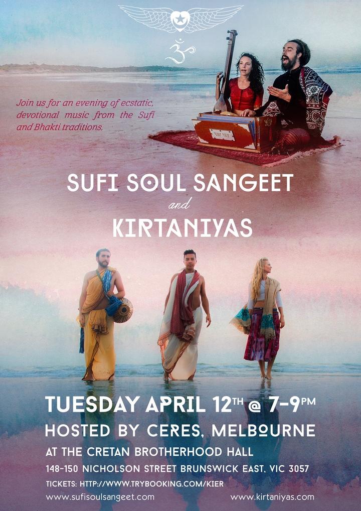 Sufi Soul Sangeet Tour Dates