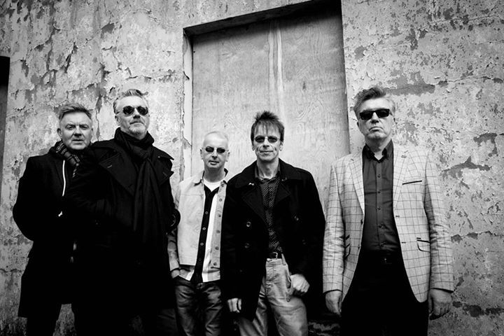 The Undertones @ Stylus - Leeds, United Kingdom