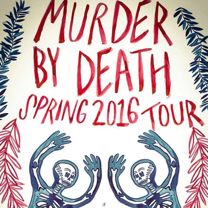 Murder by Death @ Bar Deluxe - Salt Lake City, UT