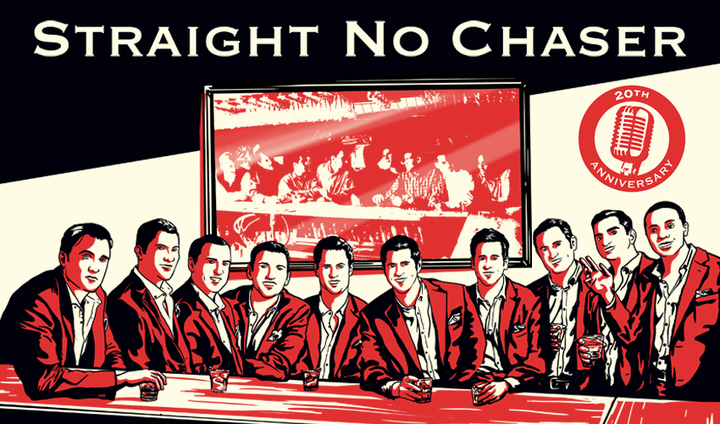 Straight No Chaser @ Braden Auditorium - Normal, IL