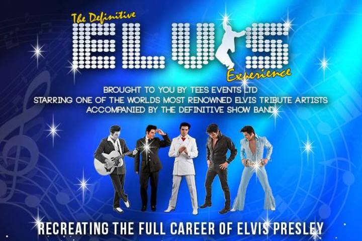 The Definitive Elvis Experience @ alexander theatre - Bognor Regis, United Kingdom