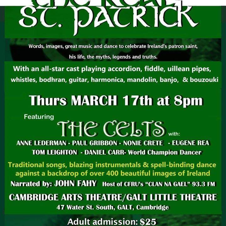 The Reel Celts Tour Dates