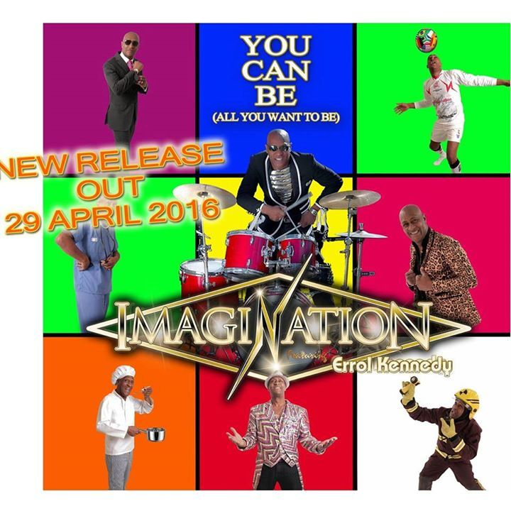 IMAGINATION * ImagiNation ft. Errol Kennedy Tour Dates