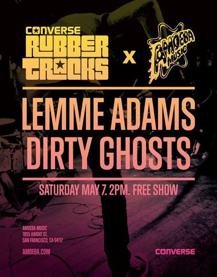 Lemme Adams Tour Dates