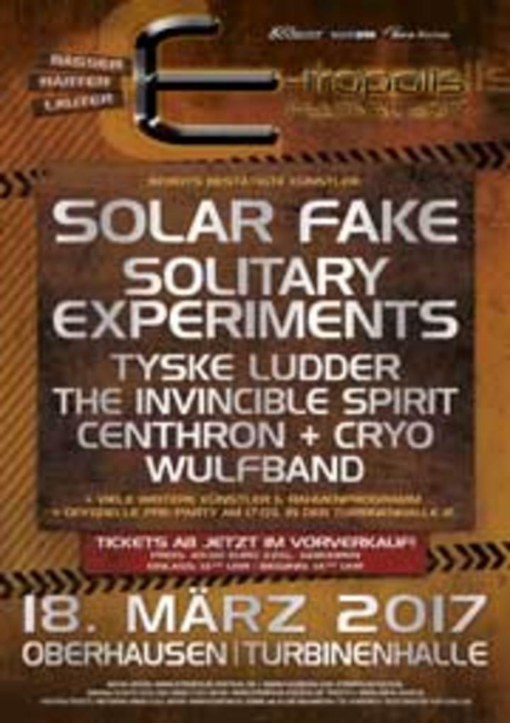 Solar Fake @ Turbinenhalle - Oberhausen, Germany