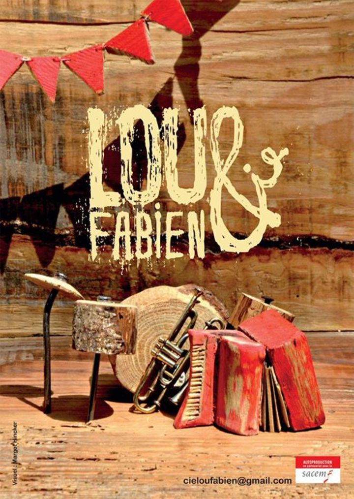Lou fabien & Cie Tour Dates