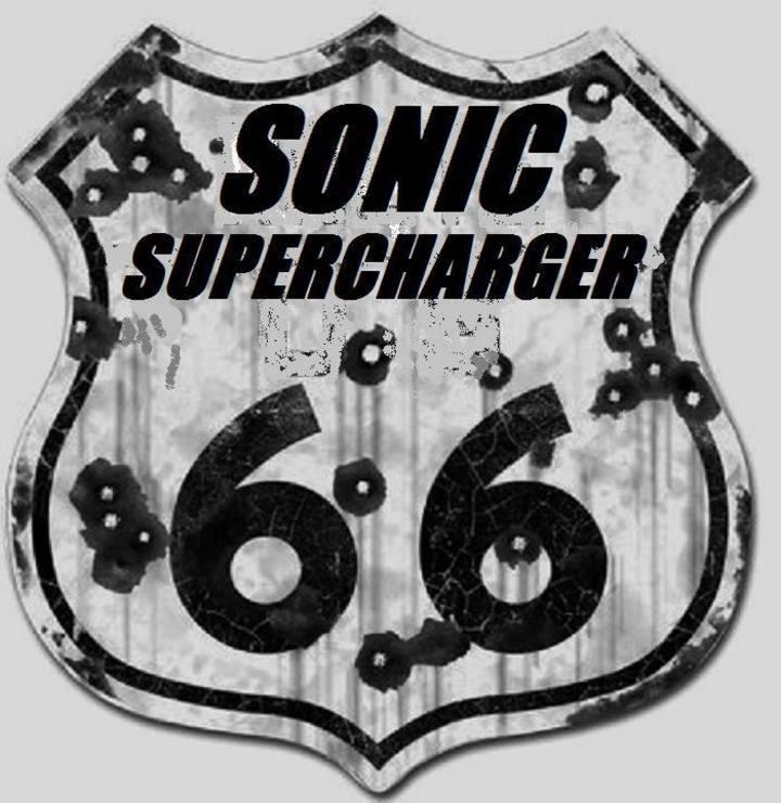 Sonic Supercharger 66 Tour Dates