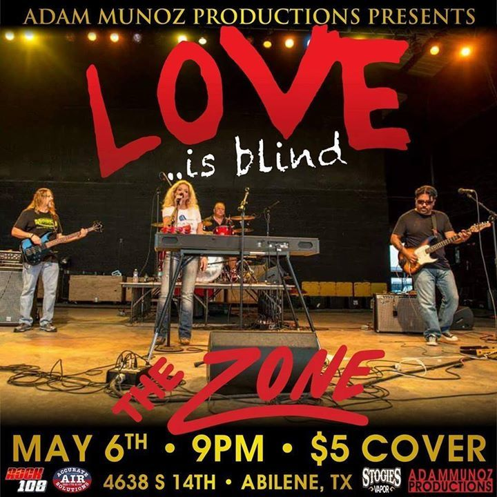 Love Is Blind Tour Dates