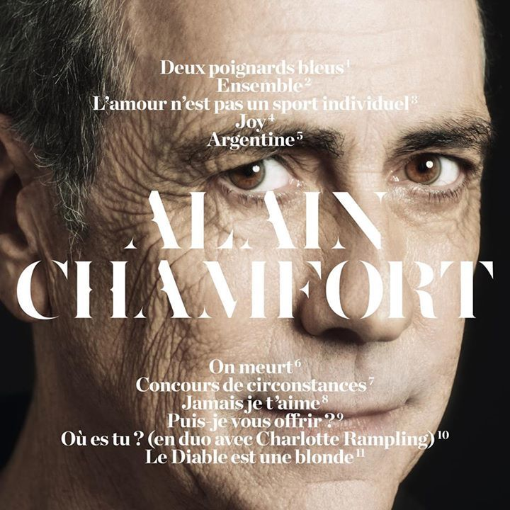 Alain Chamfort Tour Dates
