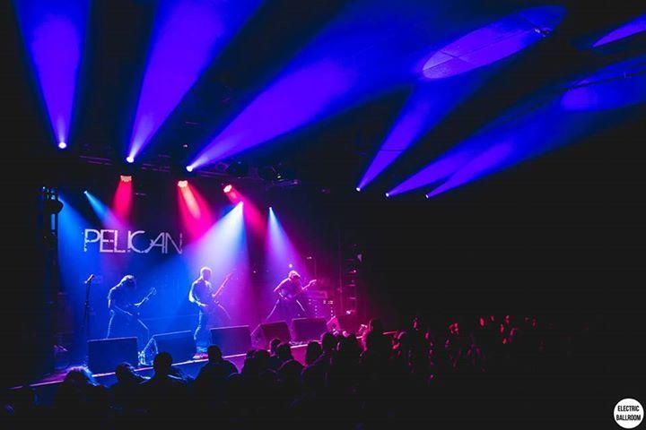 Pelican @ Rickshaw Theater - Vancouver, Canada