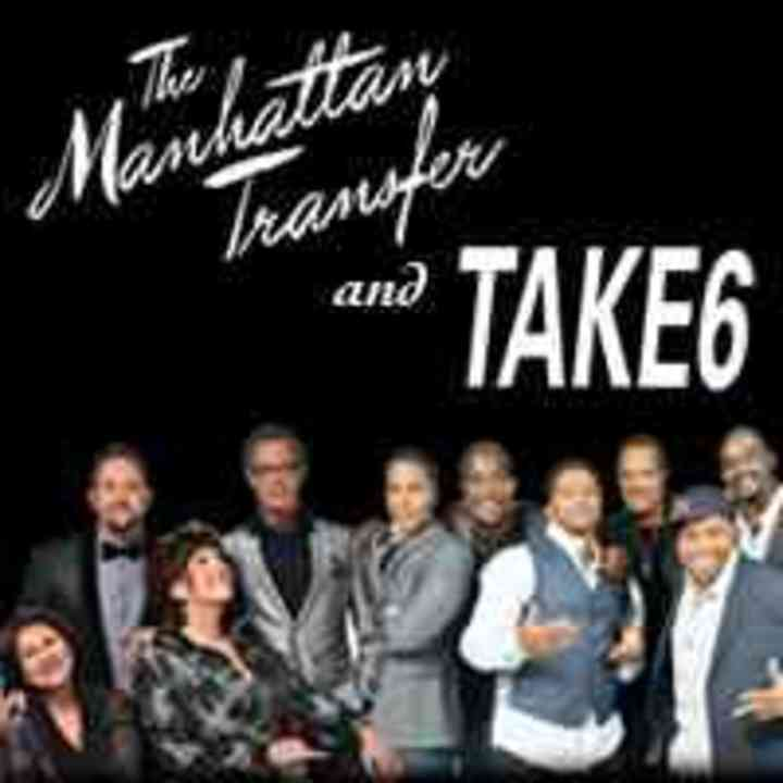The Manhattan Transfer @ Gaillard Center - Charleston, SC