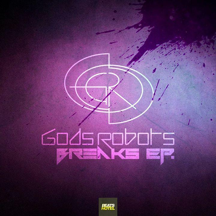GODS ROBOTS @ Symbiosis Gathering - Oakdale, CA