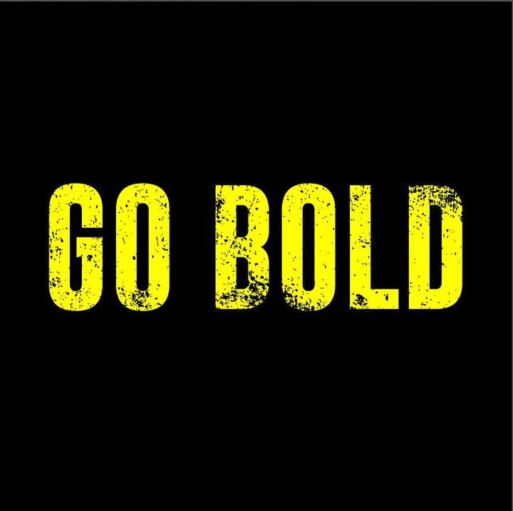 Go Bold Tour Dates