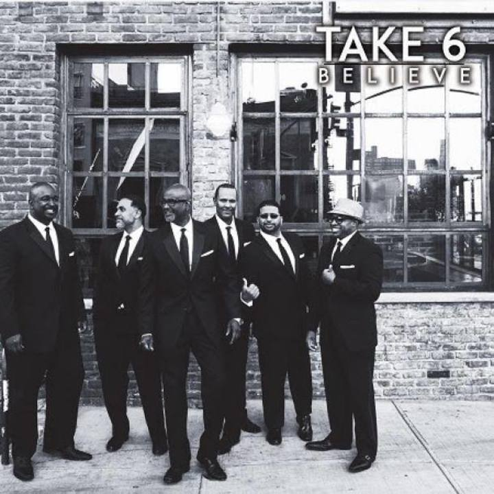 Take 6 @ Charles W. Eismann Center - Richardson, TX