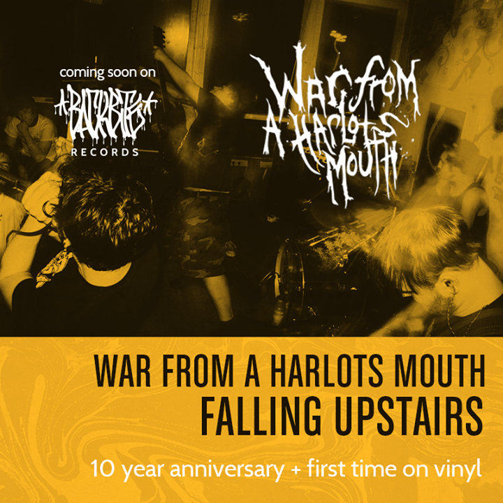 War From a Harlots Mouth Tour Dates