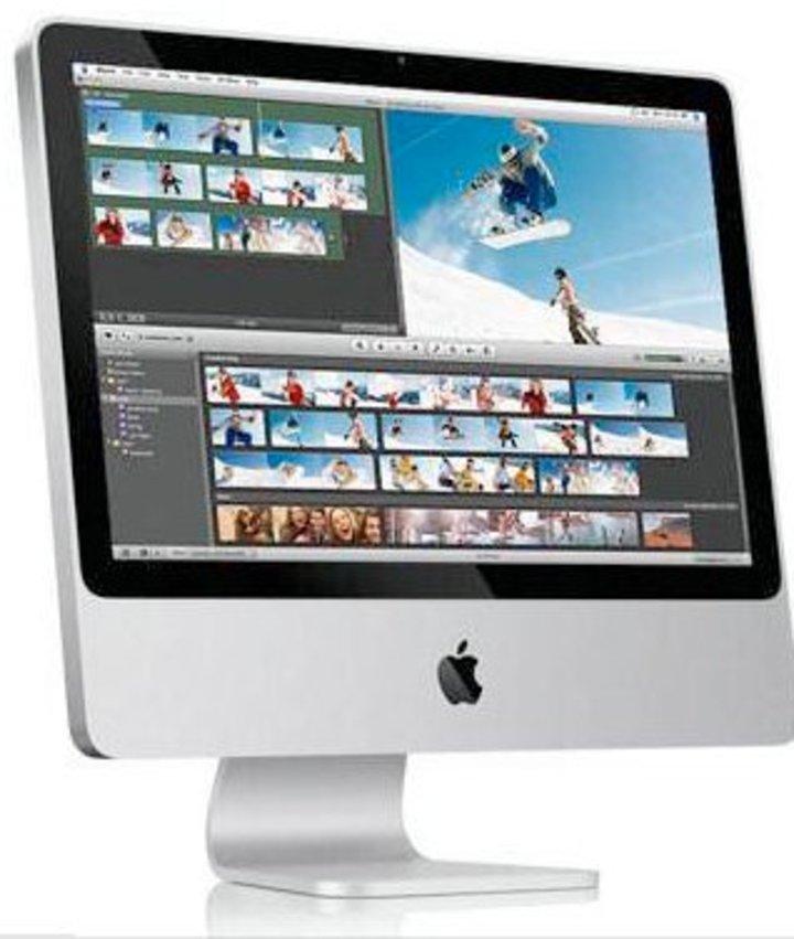 iMac Tour Dates