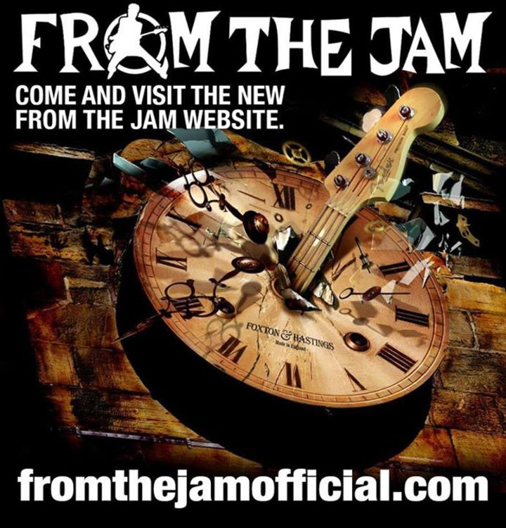 From The Jam Tour Dates