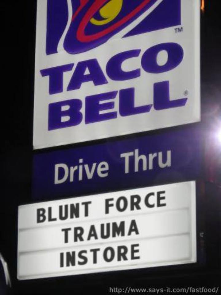 Blunt Force Trauma Tour Dates