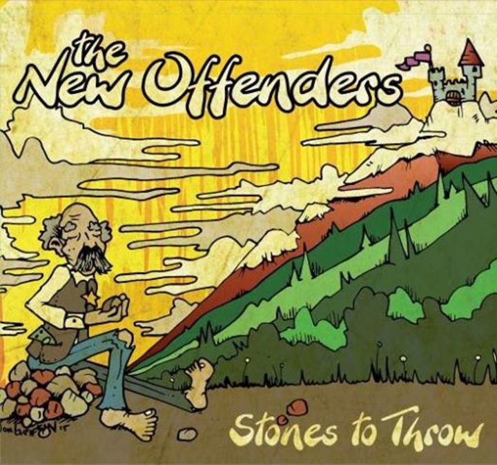 The New Offenders Tour Dates