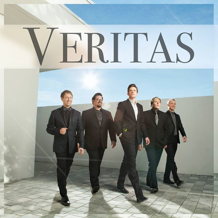 "Veritas @ Sandi Patty's ""Forever Grateful: The Farewell Cruise"" - Fort Lauderdale, FL"