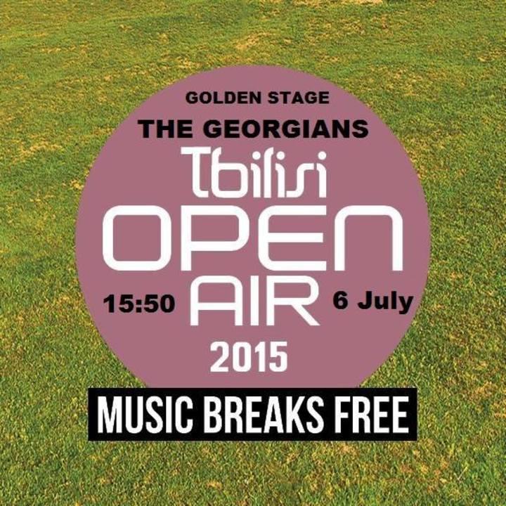 The Georgians Tour Dates