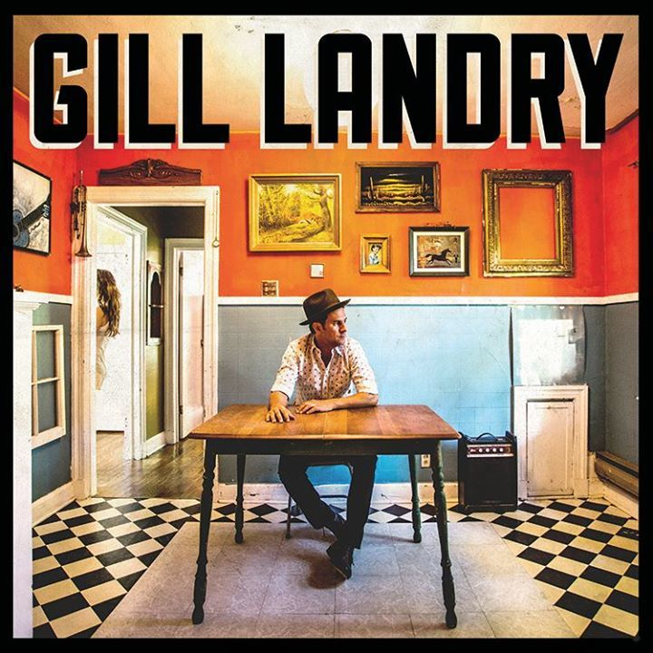 Gill Landry @ Axe & Fiddle - Cottage Grove, OR