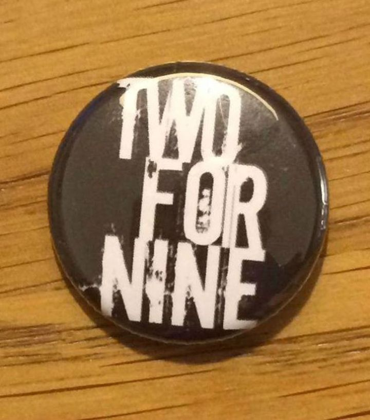 Two For Nine Tour Dates