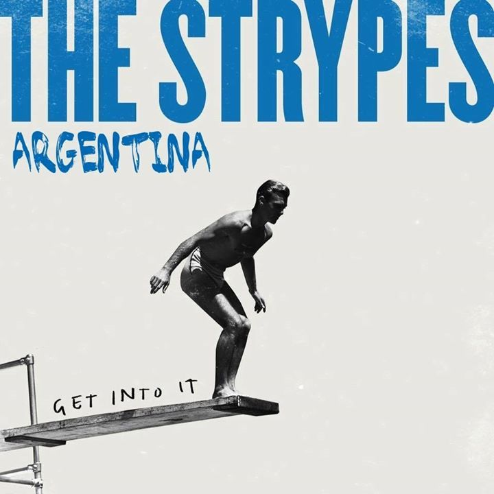 The Strypes Argentina Tour Dates
