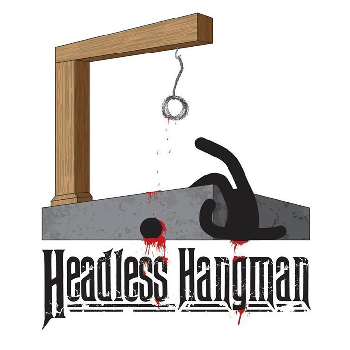 Headless Hangman Tour Dates