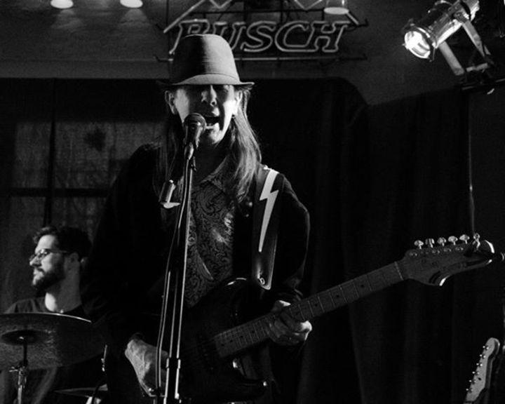 Stevierock & the Blues Connection Tour Dates