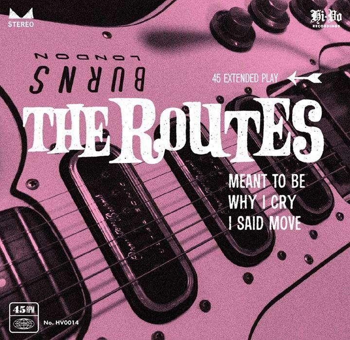 The Routes Tour Dates