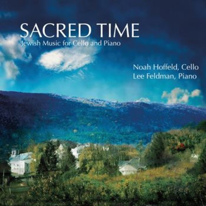 Sacred Time: Jewish Music for Cello and Piano Tour Dates
