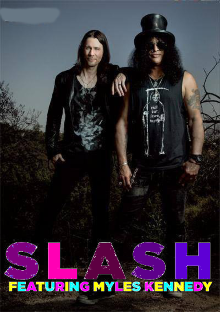 Slash Myles &Co. 4 EVER Tour Dates