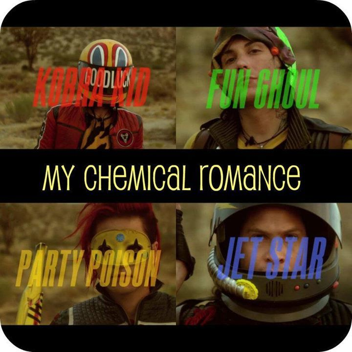 My Chemical Romance Tour Dates