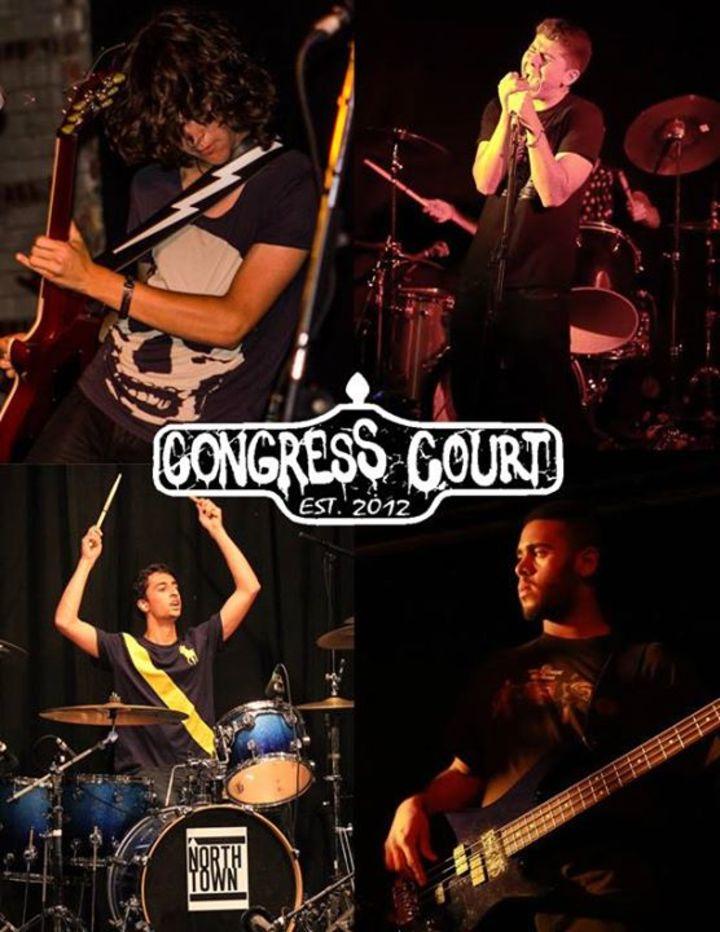 Congress Court Tour Dates
