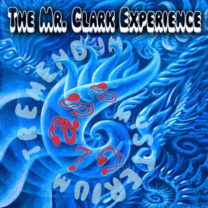 The Mr. Clark Experience Tour Dates