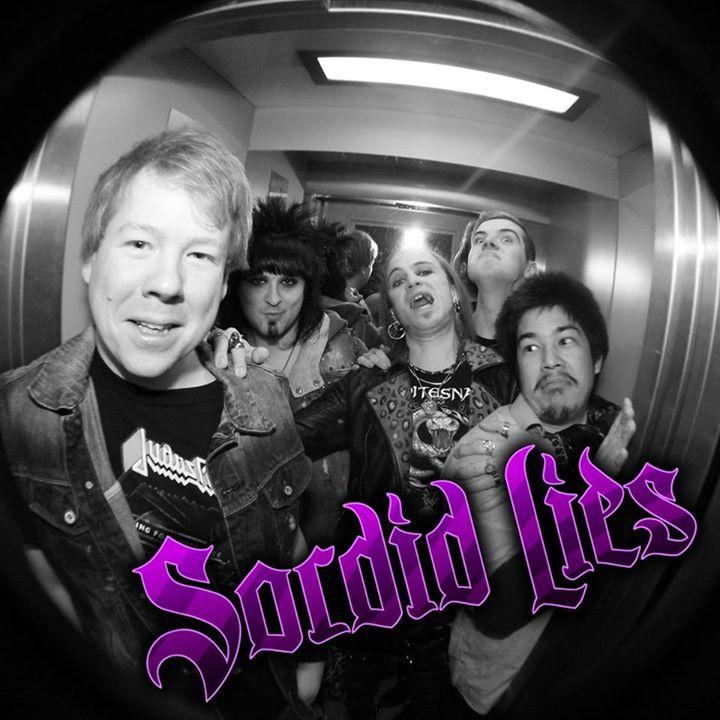 Sordid Lies Tour Dates