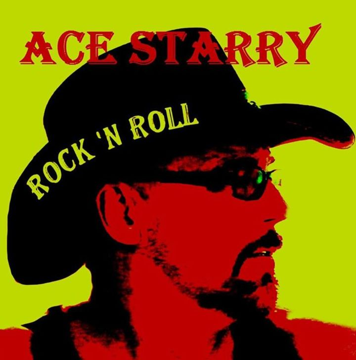 Ace Starry - The Rock 'n Roll Cowboy Tour Dates