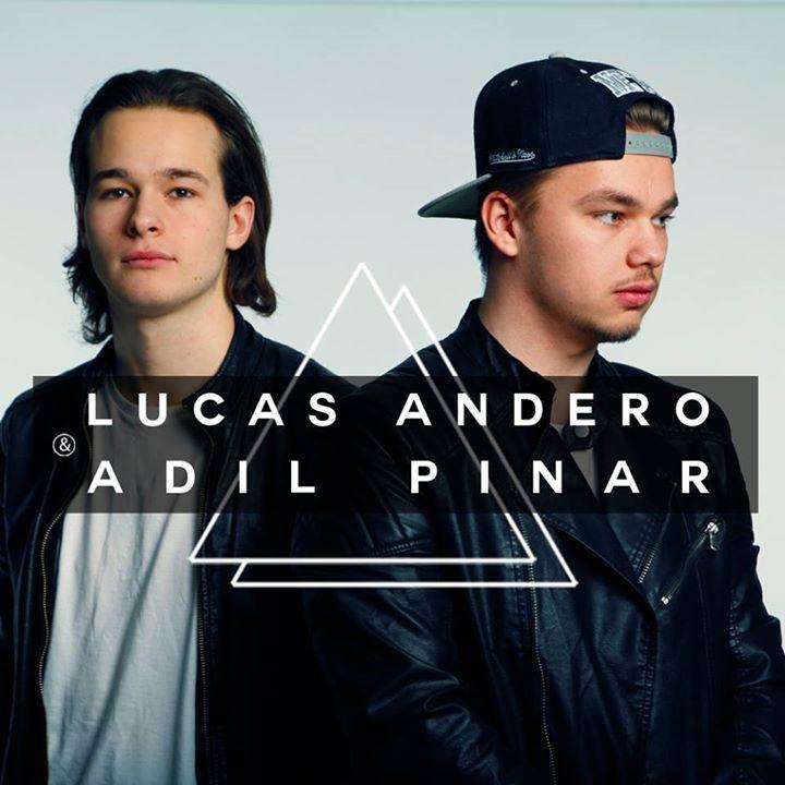 Lucas Andero & Adil Pinar Tour Dates