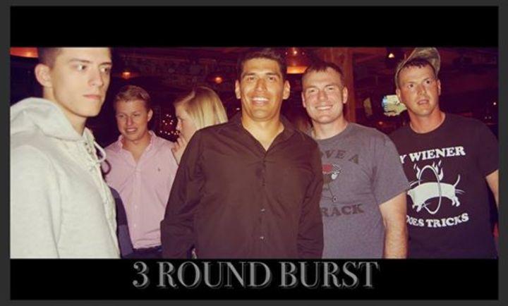 3 round burst Tour Dates