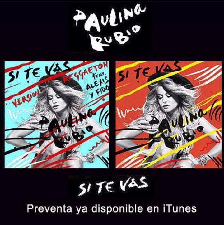 Paulina Rubio Tour Dates