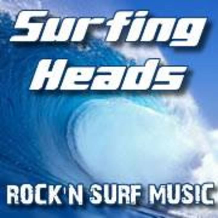 Surfing Heads Tour Dates