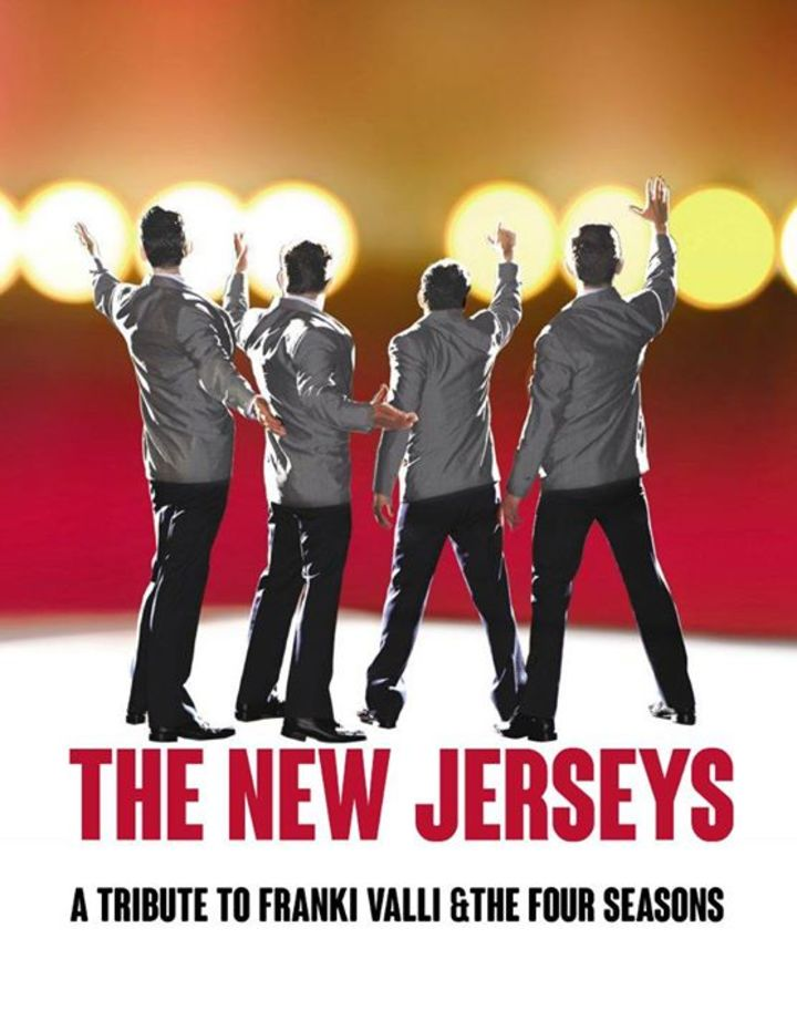the new jerseys Tour Dates