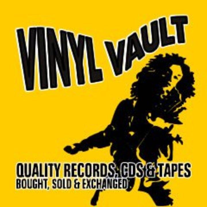 Vinyl Vault Tour Dates