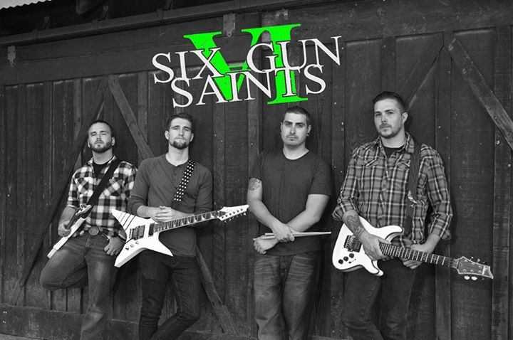 Six Gun Saints Tour Dates