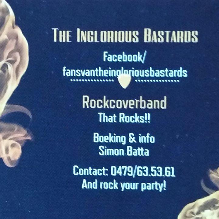 Fans van The Inglorious Bastards Tour Dates