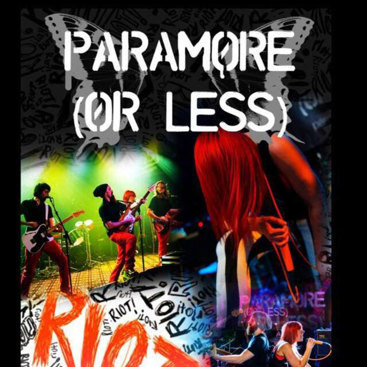 Paramore Or Less Tour Dates