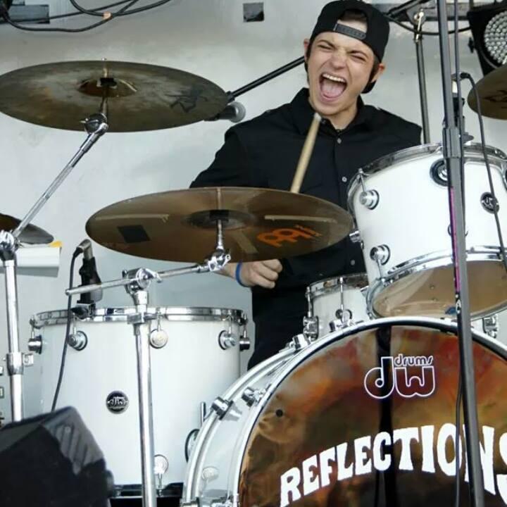Brandon Parks Drums Tour Dates