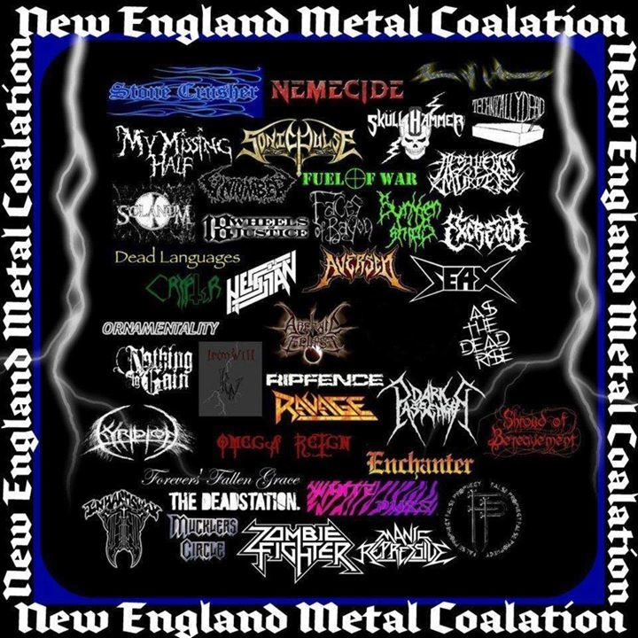 New England Metal Coalition Tour Dates