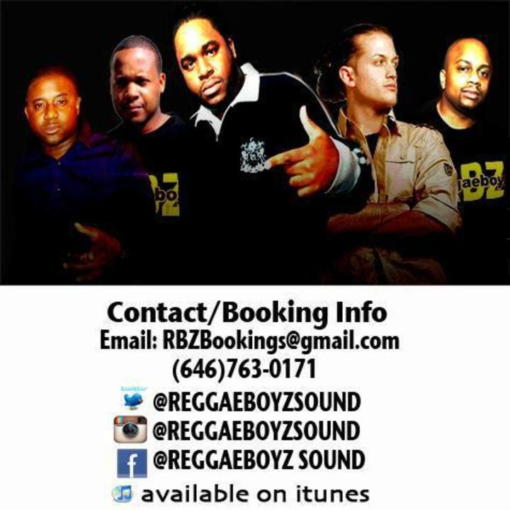 ReggaeBoyz Sound Tour Dates